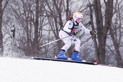 Deirdre Flaherty No.25 (WPRC) 2018 J. Rodgers Construction GS on 27th January at Seven Springs, PA