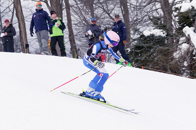 Giuliana Contini No.24 (WPRC) 2018 J. Rodgers Construction GS on 27th January at Seven Springs, PA