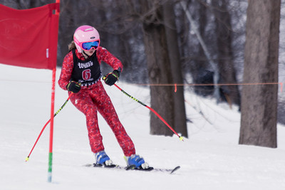 Alyssa Beltz No.6 (WPRC) 2018 J. Rodgers Construction GS on 27th January at Seven Springs, PA