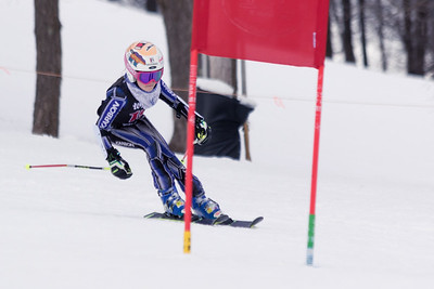 Mia Bruno No.15 (WPRC) 2018 J. Rodgers Construction GS on 27th January at Seven Springs, PA