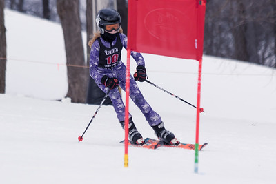 Nicole O'Donnell No.10 (DCWST) 2018 J. Rodgers Construction GS on 27th January at Seven Springs, PA