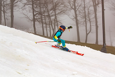 Abigail Kreps No.126 2019 Clarity Business Solutions GS on 5th January at Seven Springs, PA
