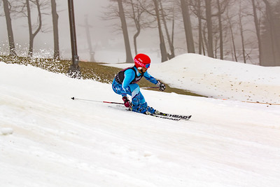 Kaitlyn Riddlemoser No.125 2019 Clarity Business Solutions GS on 5th January at Seven Springs, PA