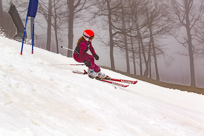 Emily Swan No.127 2019 Clarity Business Solutions GS on 5th January at Seven Springs, PA