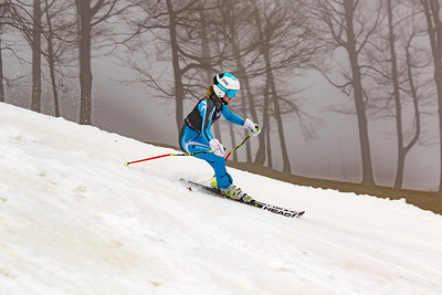 Cameron Lantz No.129 2019 Clarity Business Solutions GS on 5th January at Seven Springs, PA