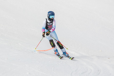 Kate McEnroe No.10, From WPRC U14, 2019 Willi's Ski Shop SL on 9th February at Seven Springs, PA