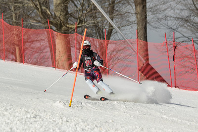 Evangeline Roth No.20, From BKST U14, 2019 Willi's Ski Shop SL on 9th February at Seven Springs, PA