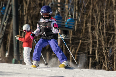 Natalie Bell No. 11 (DCWST) Grenier Law Group GS Race U8-U19 - Wisp Resort