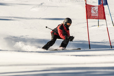 Nicole O'Donnell No. 18 (DCWST) Grenier Law Group GS Race U8-U19 - Wisp Resort