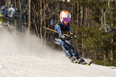 Mia Bruno No. 16 (WPRC) Grenier Law Group GS Race U8-U19 - Wisp Resort