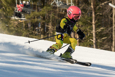Ali Bruno No. 8 (WPRC) Grenier Law Group GS Race U8-U19 - Wisp Resort