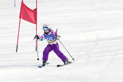 Alexandra Larocca Bib No. 26 in the Hidden Valley Race Club Open Cup 2 on 28th January 2018