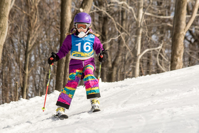 Caroline Zelt No.16 (HVRC) Open cup race 3 at Hidden Valley