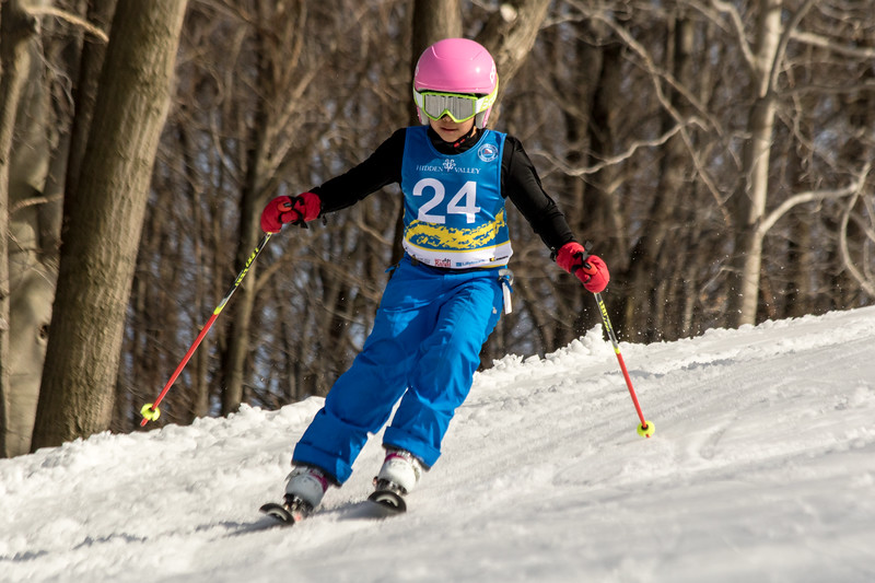 Natalia Connor No.24 (HVRC) Open cup race 3 at Hidden Valley