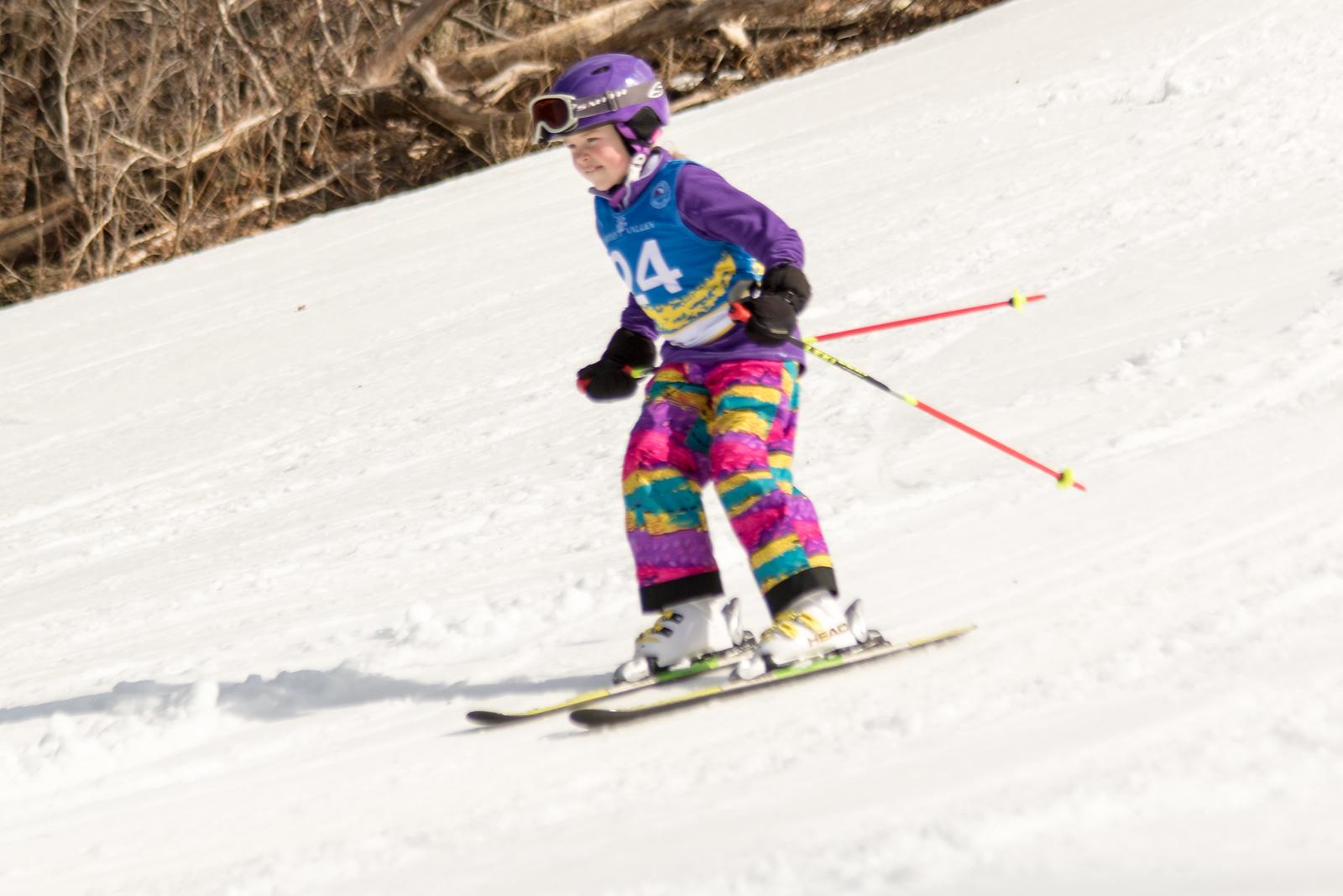 Caroline Zelt No.24 Open cup race 4 at Hidden Valley