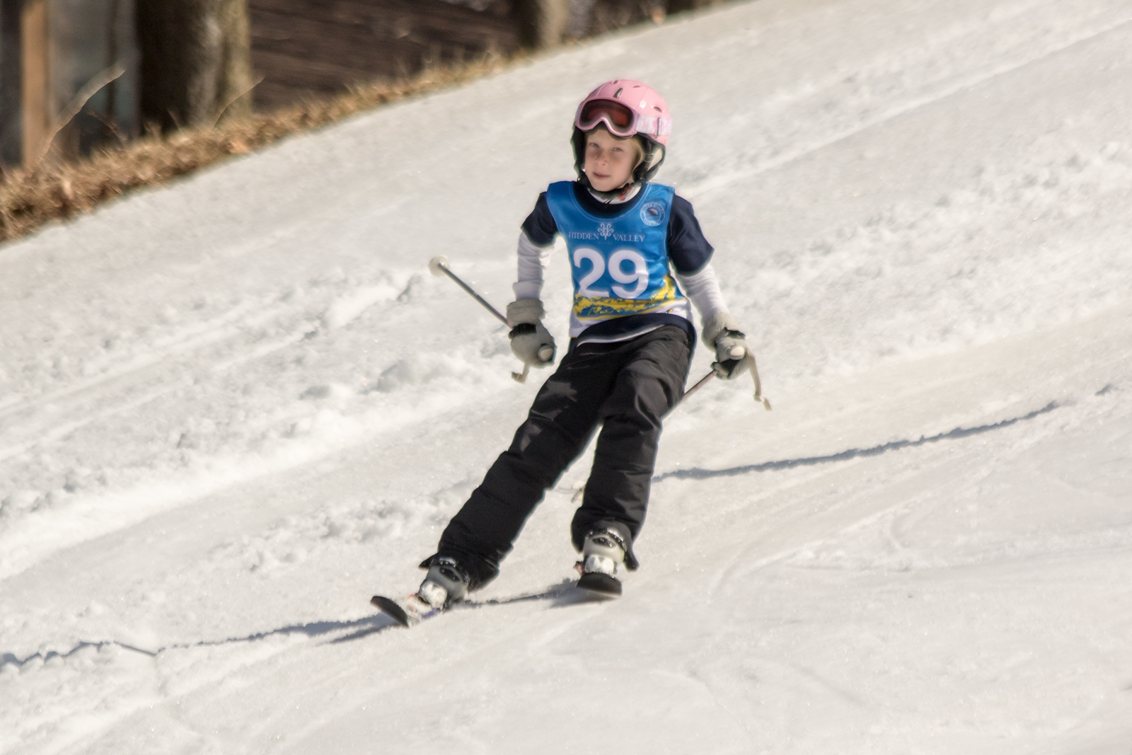 Anike Prinkey No.29 Open cup race 4 at Hidden Valley