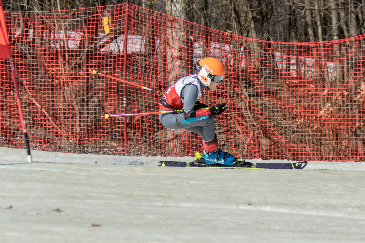 Drew Kogelmann No.54 (TMART) 2017 PARA U12 State Championships at Roundtop Mountain Resort