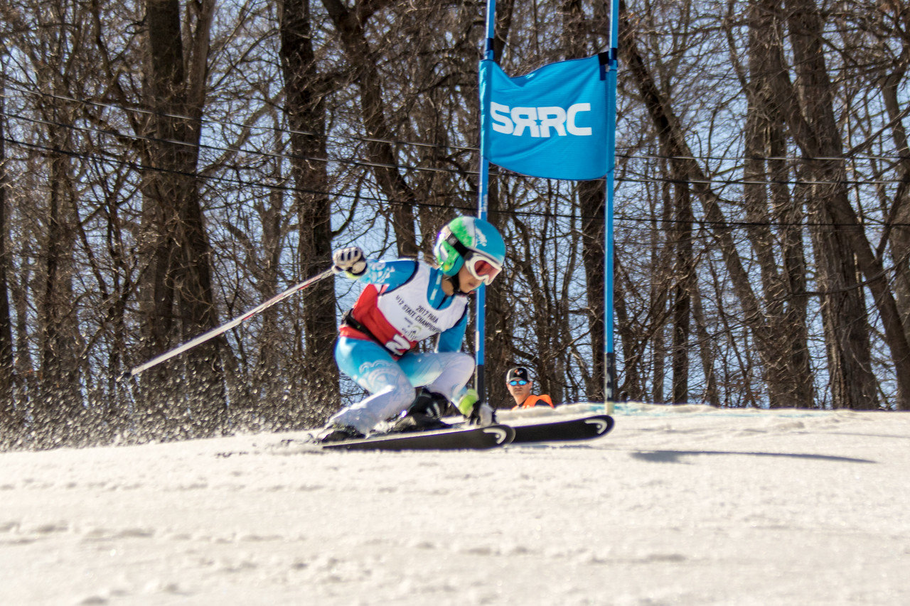 Rebecca Mize No.2 (SRRC) 2017 PARA U12 State Championships at Roundtop Mountain Resort