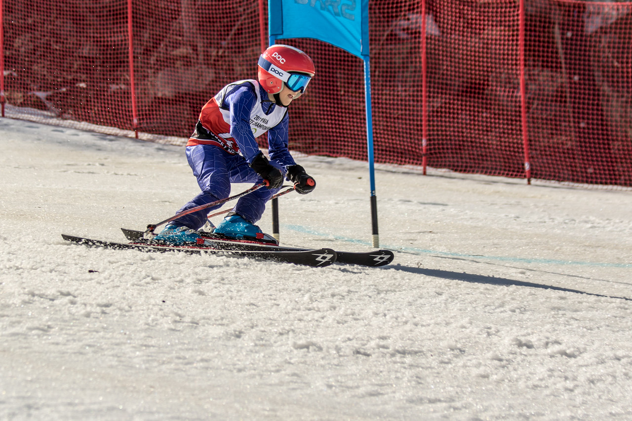 James Rost No.45 (WPRC) 2017 PARA U12 State Championships at Roundtop Mountain Resort