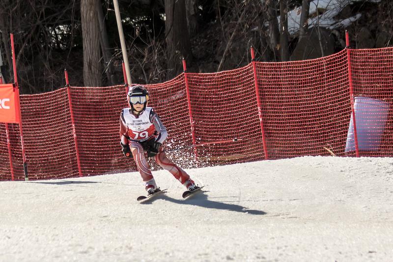 Paul Beardell No.79 (EMSC) 2017 PARA U12 State Championships at Roundtop Mountain Resort