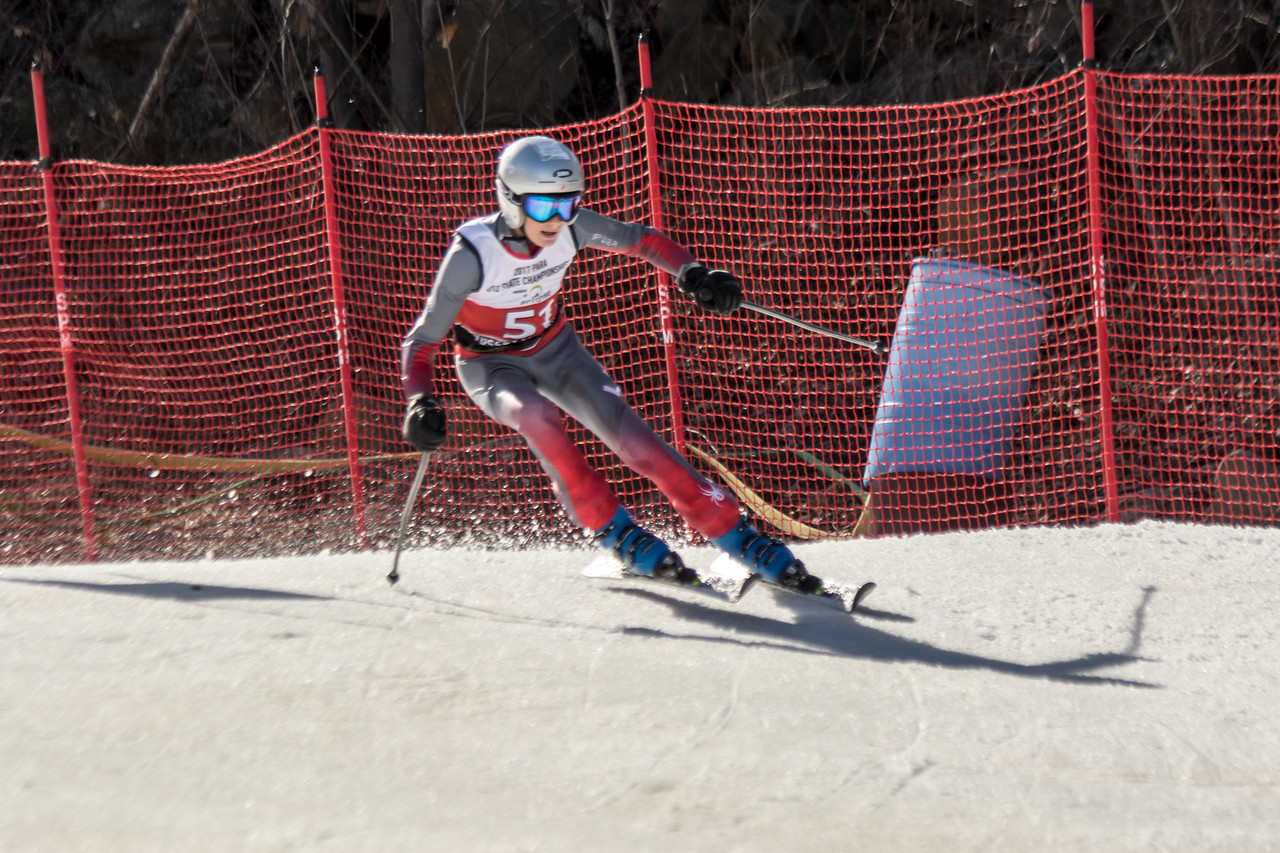 Aiden Wandel No.51 (WPRC) 2017 PARA U12 State Championships at Roundtop Mountain Resort