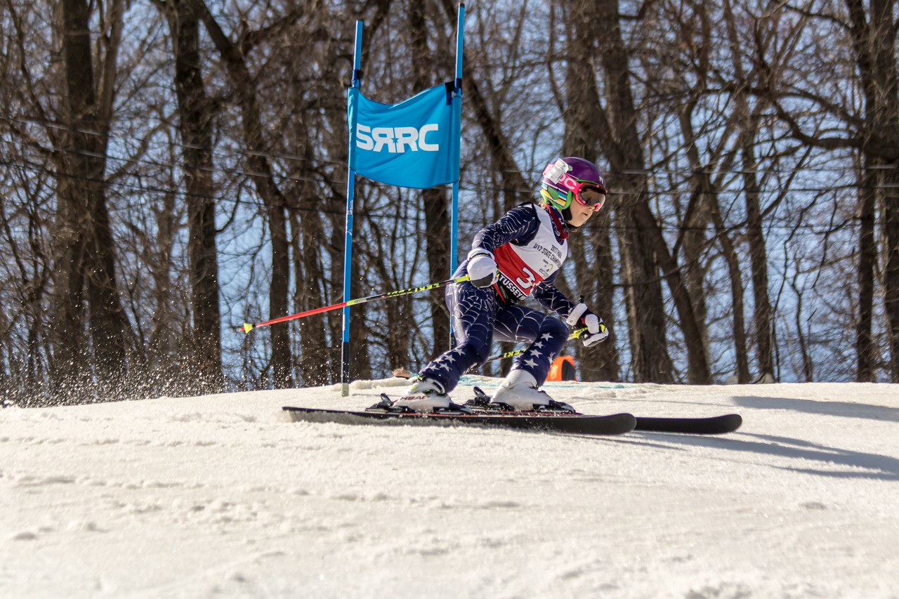 Sara Molen No.36 (BMRA) 2017 PARA U12 State Championships at Roundtop Mountain Resort