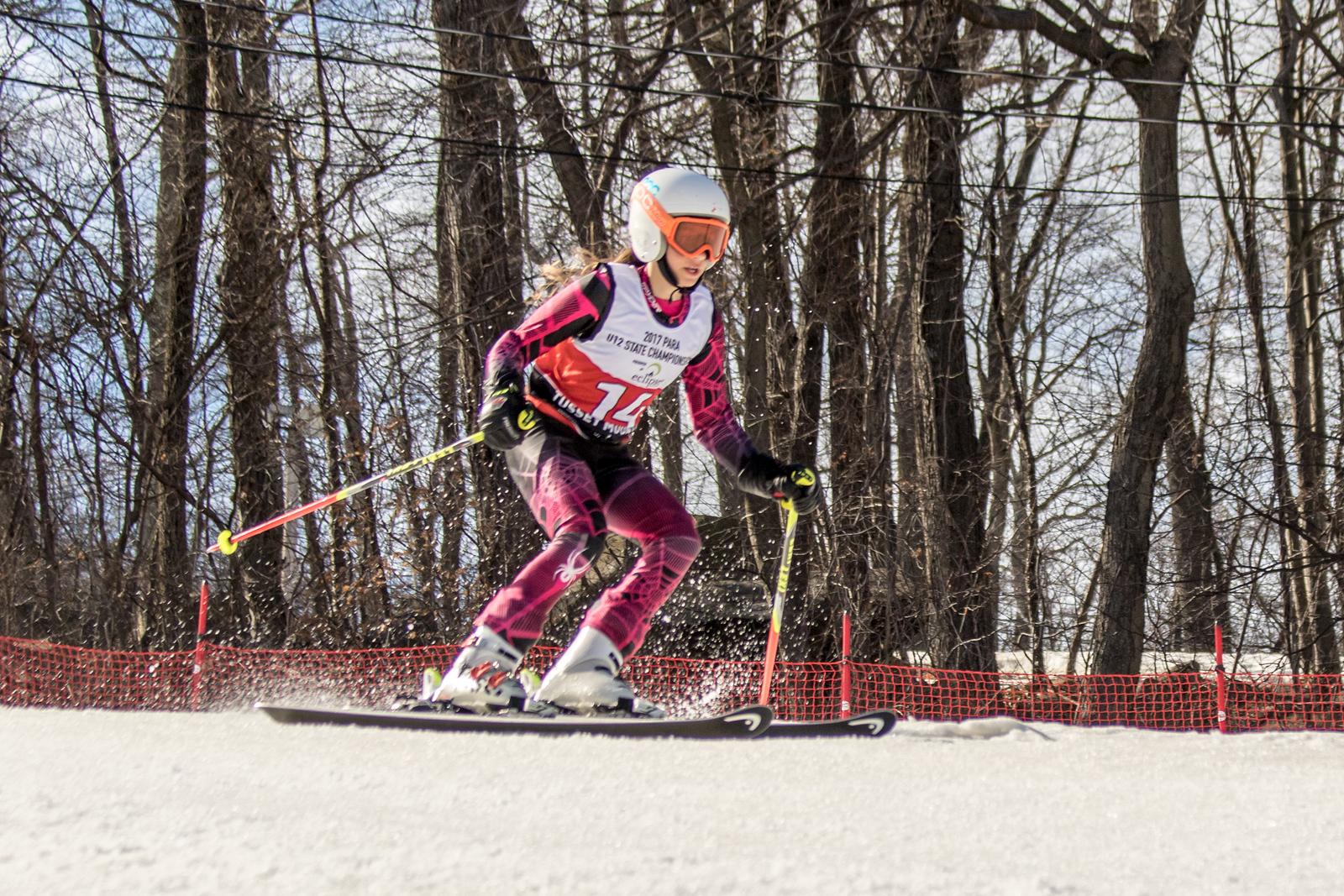 Sophie Milza No.14 (BMRA) 2017 PARA U12 State Championships at Roundtop Mountain Resort