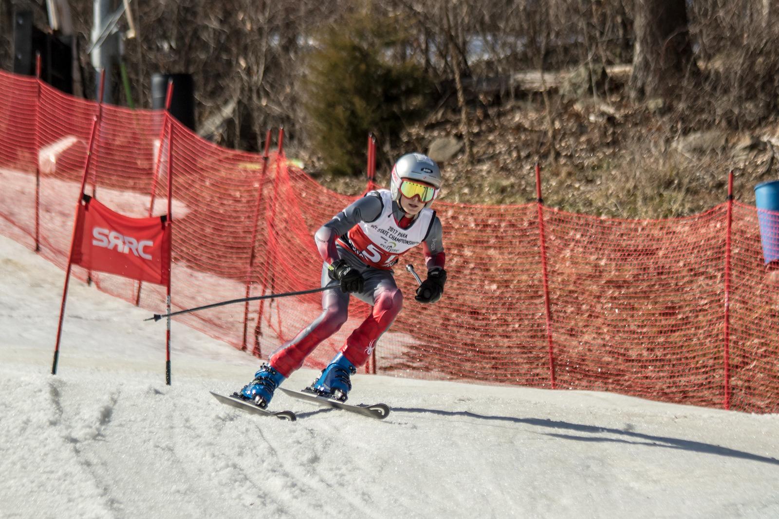Aiden Wandel No.51 (WPRC) 2017 PARA U12 State Championships at Roundtop Mountain Resort