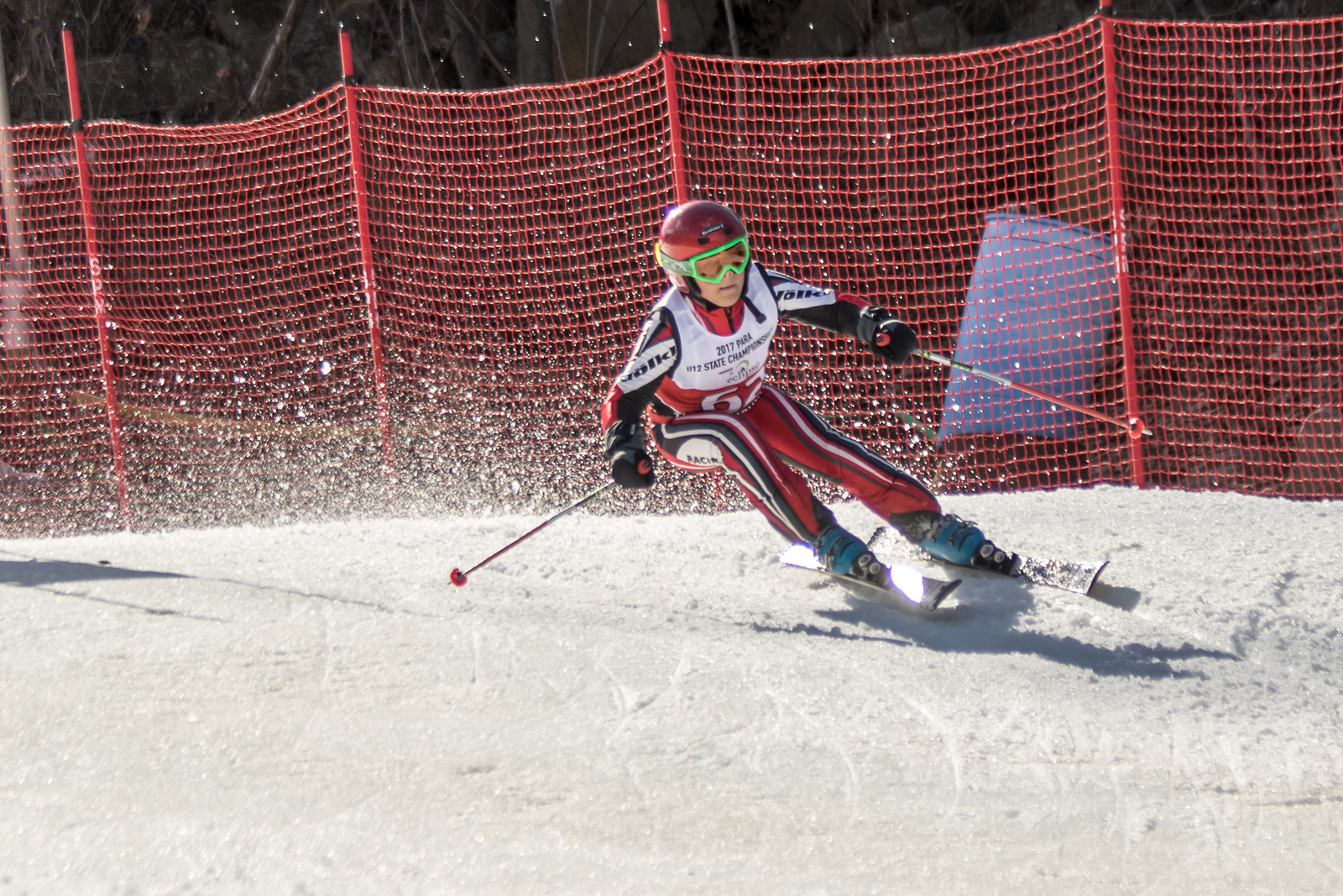 Reilly Koitzsch No.62 (EMSC) 2017 PARA U12 State Championships at Roundtop Mountain Resort