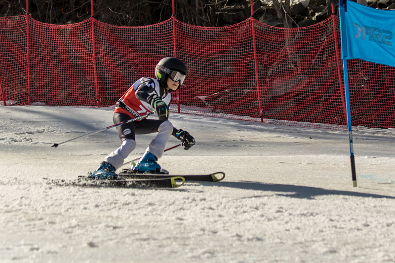 Louis Beardell No.66 (EMSC) 2017 PARA U12 State Championships at Roundtop Mountain Resort