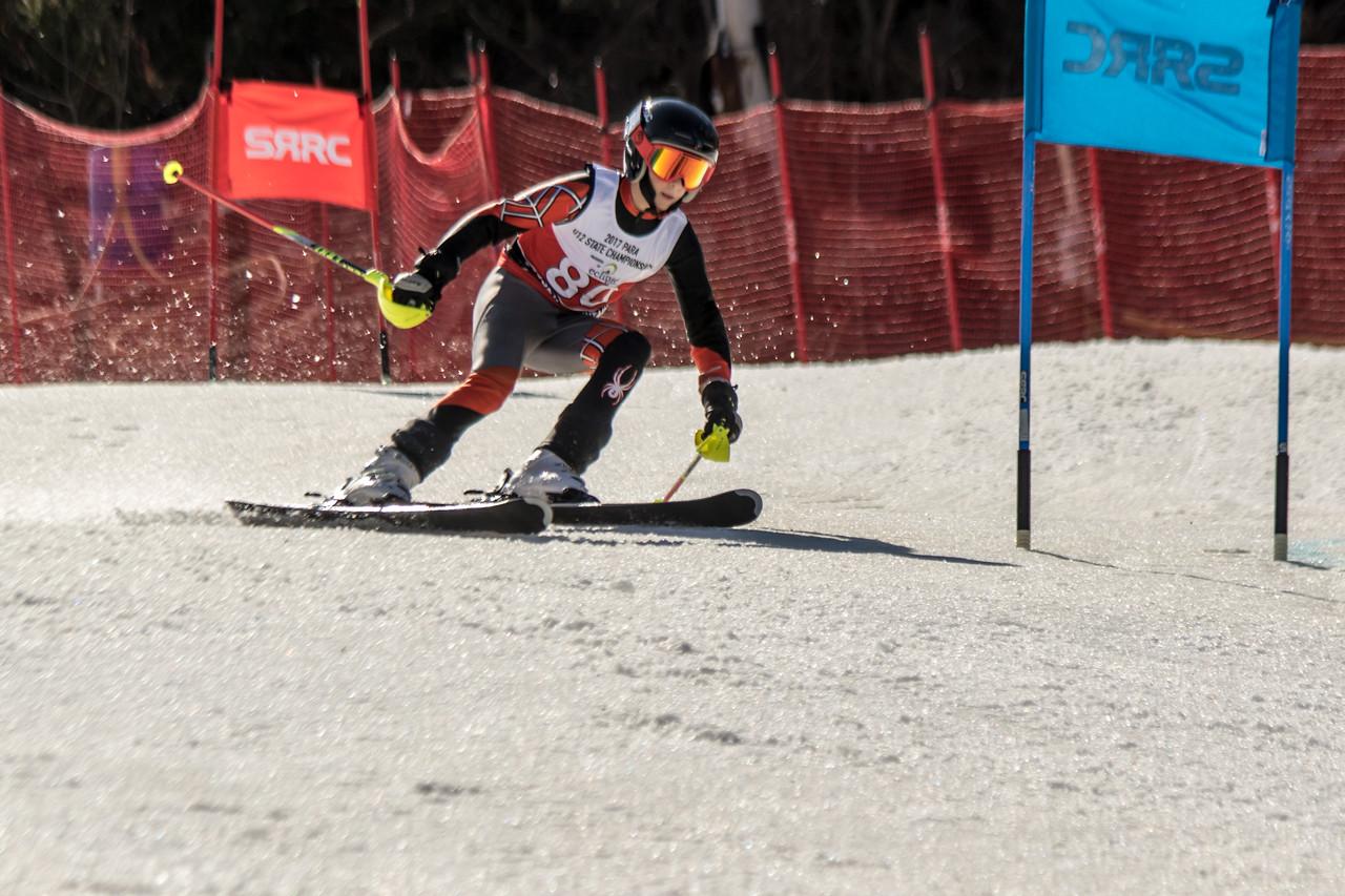 Andrew Scott No.80 (HVRC) 2017 PARA U12 State Championships at Roundtop Mountain Resort