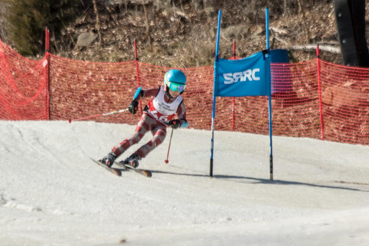 Tyler Keating No.46 (EMSC) 2017 PARA U12 State Championships at Roundtop Mountain Resort