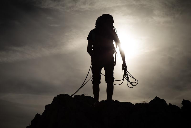 Viser le sommet