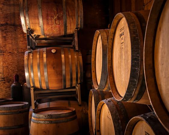 Girardet Winery, Roseburg, Oregon