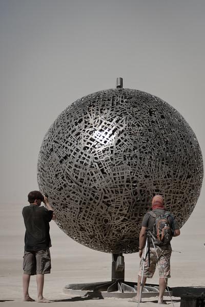 Sphere - low color