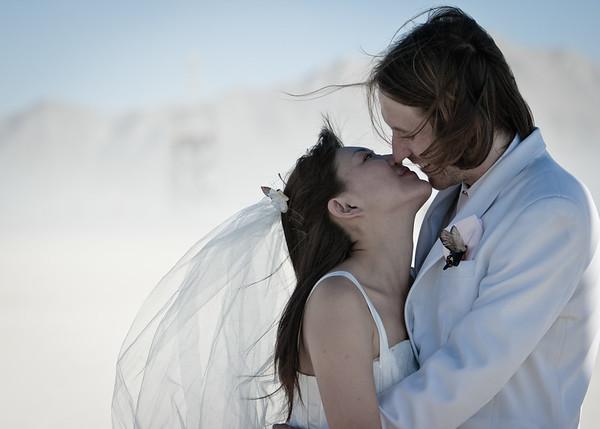 Jim and Shoko get married