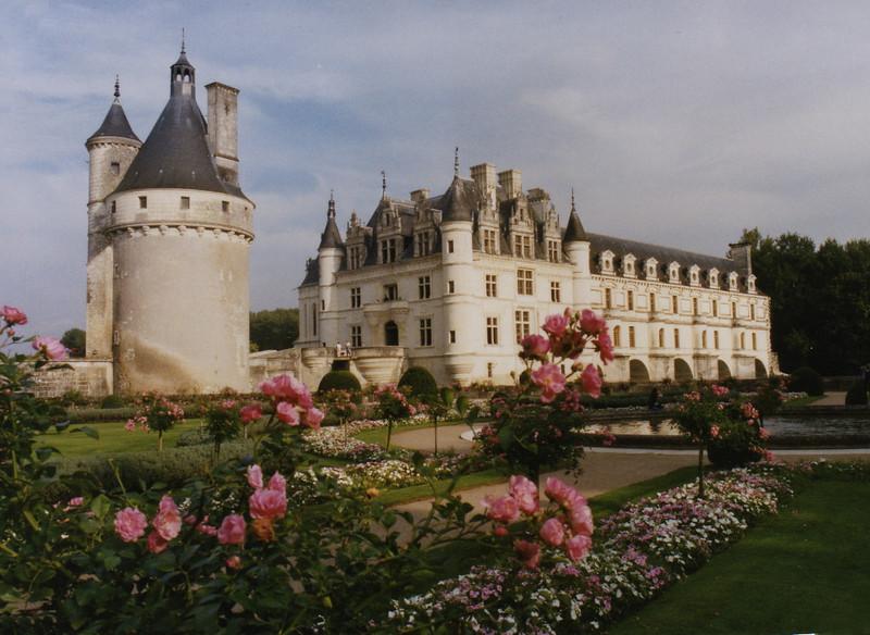 My favorite castle, Chenonceaux