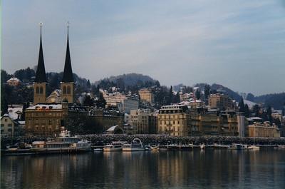 Germany, Austria & Switzerland 1999