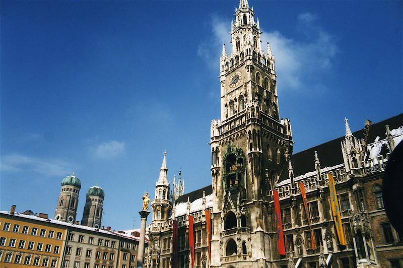 Neues Rathaus (Munich Town Hall)