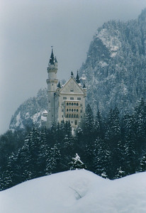 Neuschwanstein Castle, near Fussen, Germany