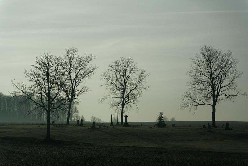 The Moyer Graveyard