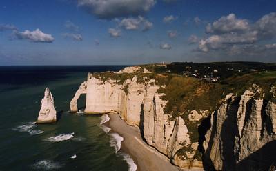 Falais d'Etretat (Cliffs of Etretat)