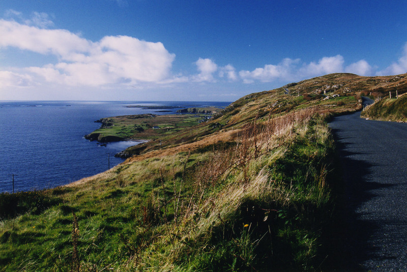 Skyroad in Clifden