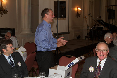2012 Turnover for the Kiwanis Club of Ottawa