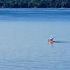 A Kayak on the Bay