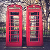 The red Telephones