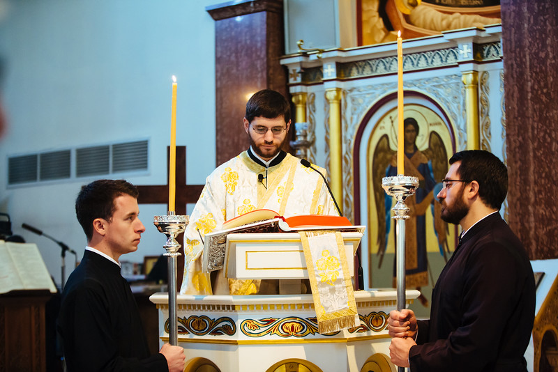 Hierarchical Divine Liturgy - May 21, 2016