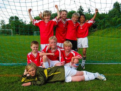 HIF Fotball 1997-laget