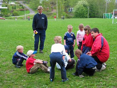 Trening 2003