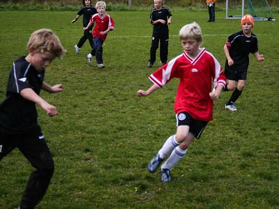 Kamp mot Bødalen Syd 2 på Røykenbanen Sep 2007